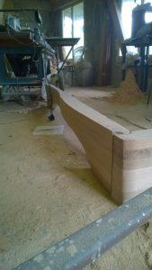 Izdelava lesene postelje