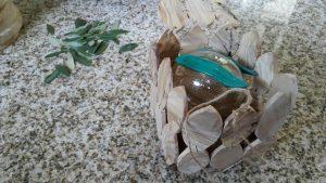 Unikat lesena škatla