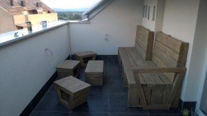 Ureditev terase