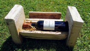 Škatla za steklenice